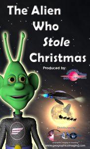 The Alien Show Stole Christmas