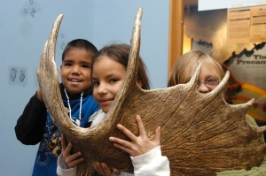 Kids with Antler