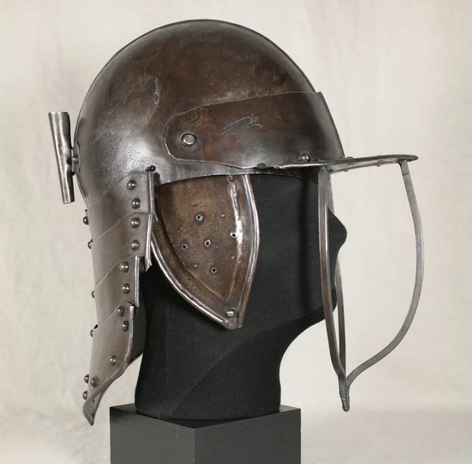 17th Century English Helmet