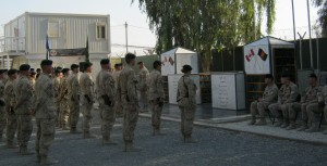 Memorial of the Fallen, Kandahar Airfield