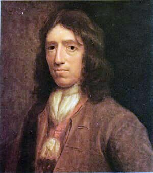 """Portrait of William Dampier """"Pirate and Hydrographer"""". Photograph by T. Murray [Public domain], via Wikimedia Commons"""