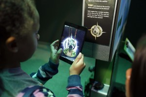 National Geographic Earth Explorers, Science Center of Iowa. (Christopher Gannon/Gannon Visuals)