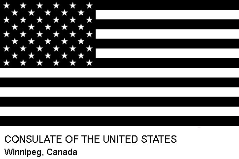 Consulate of the United States - Winnipeg, MB