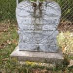 Percy Criddle gravestone