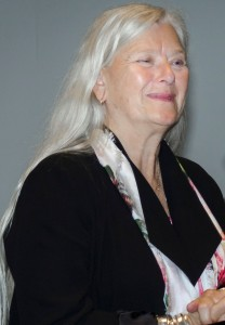 maureen at treaty opening