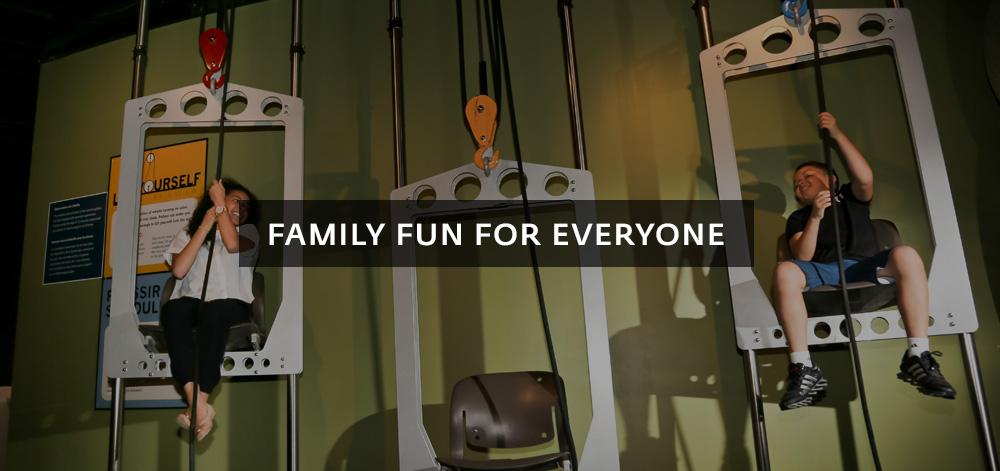 Family Fun For Everyone