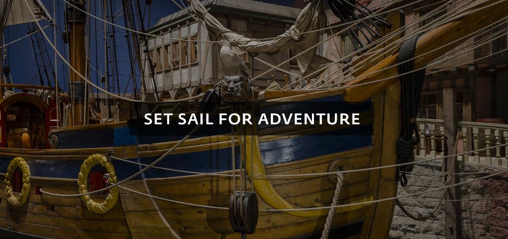 Set Sail For Adventure At Manitoba Museum