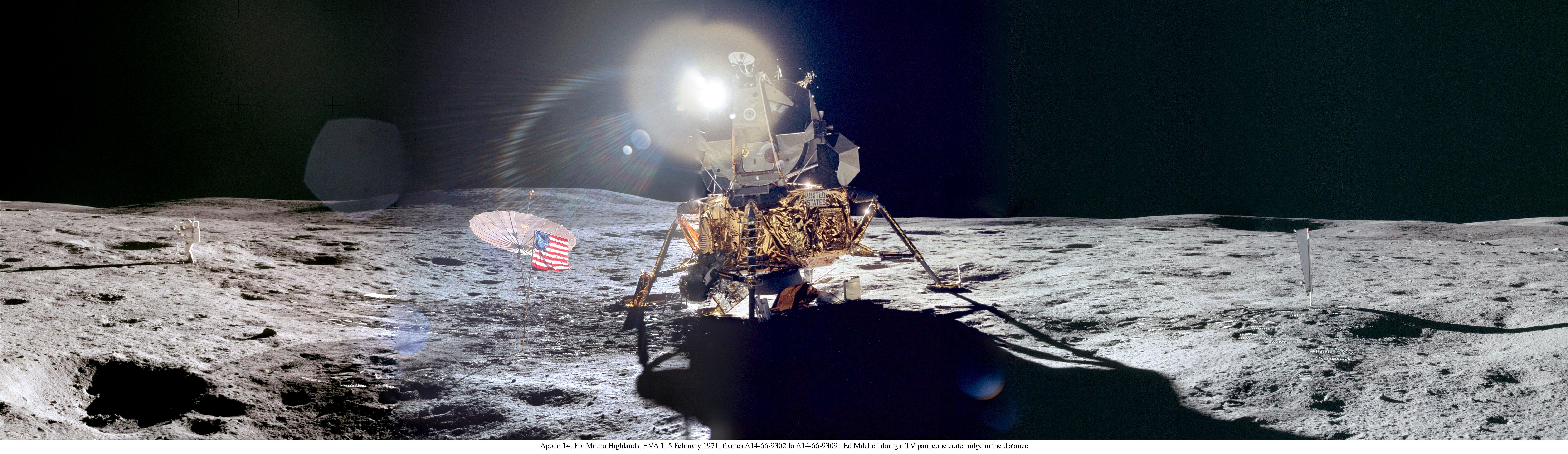 NASA Moon Rock