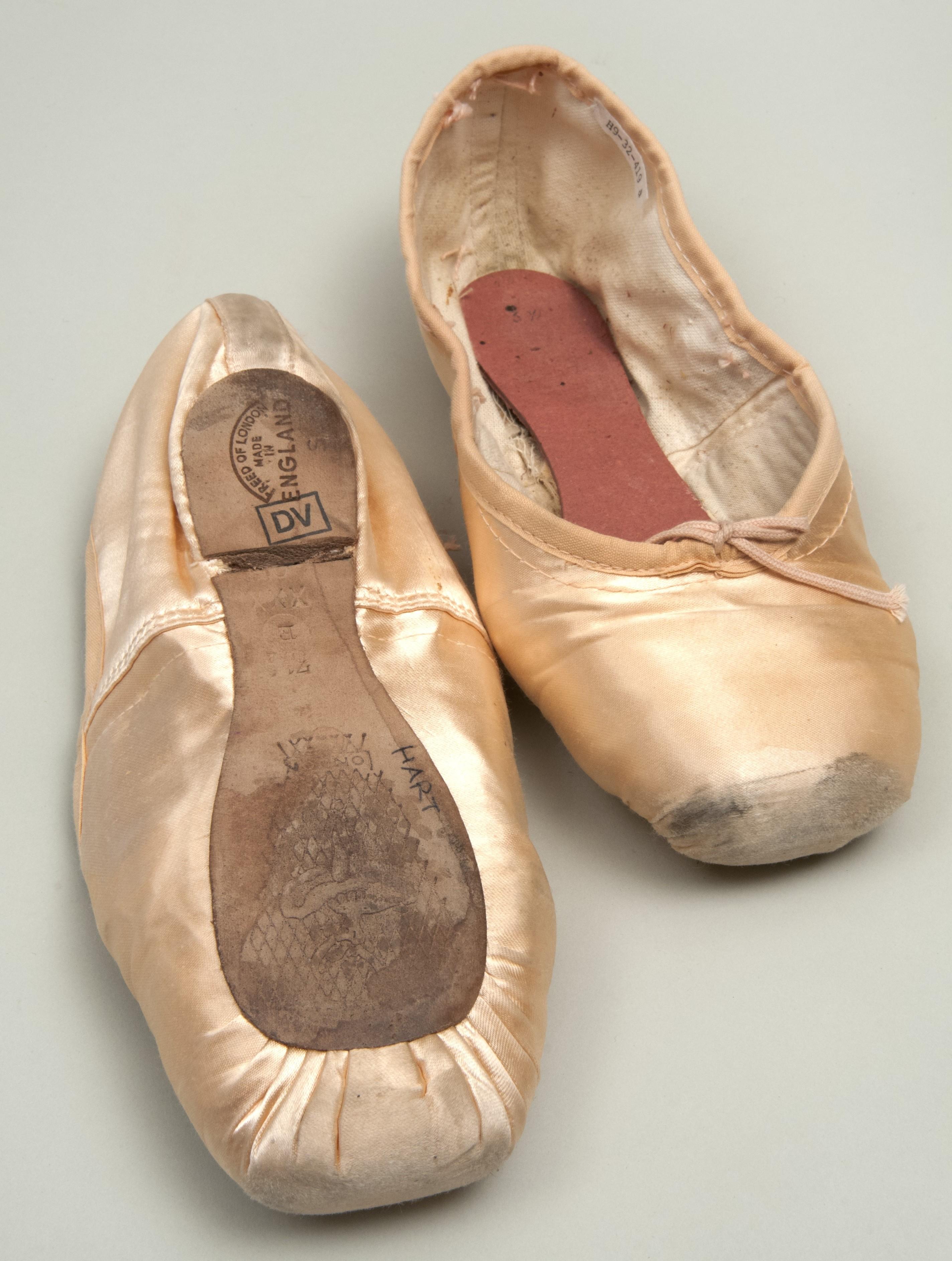 Bloch Pro Arch Leather Ballet Shoes