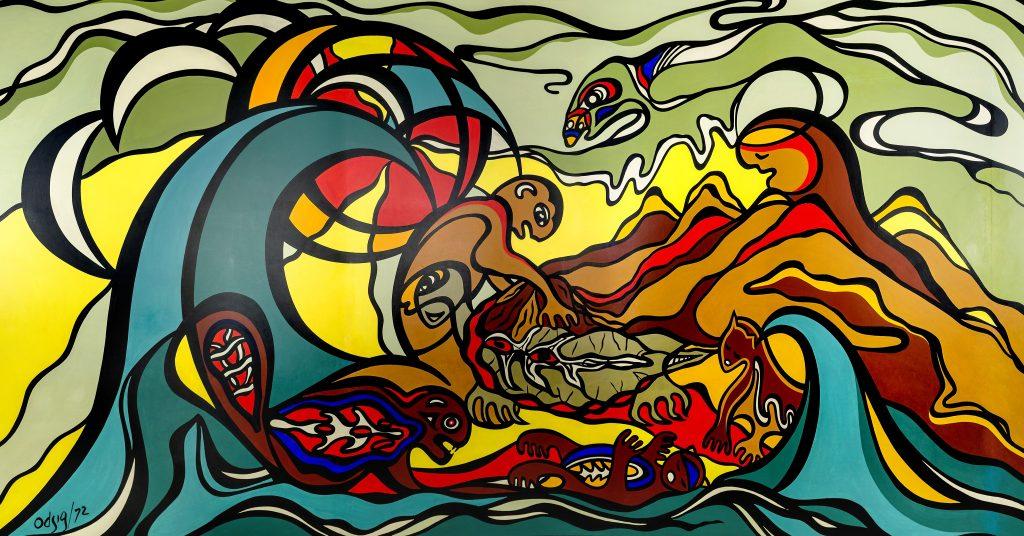 Odjig Mural