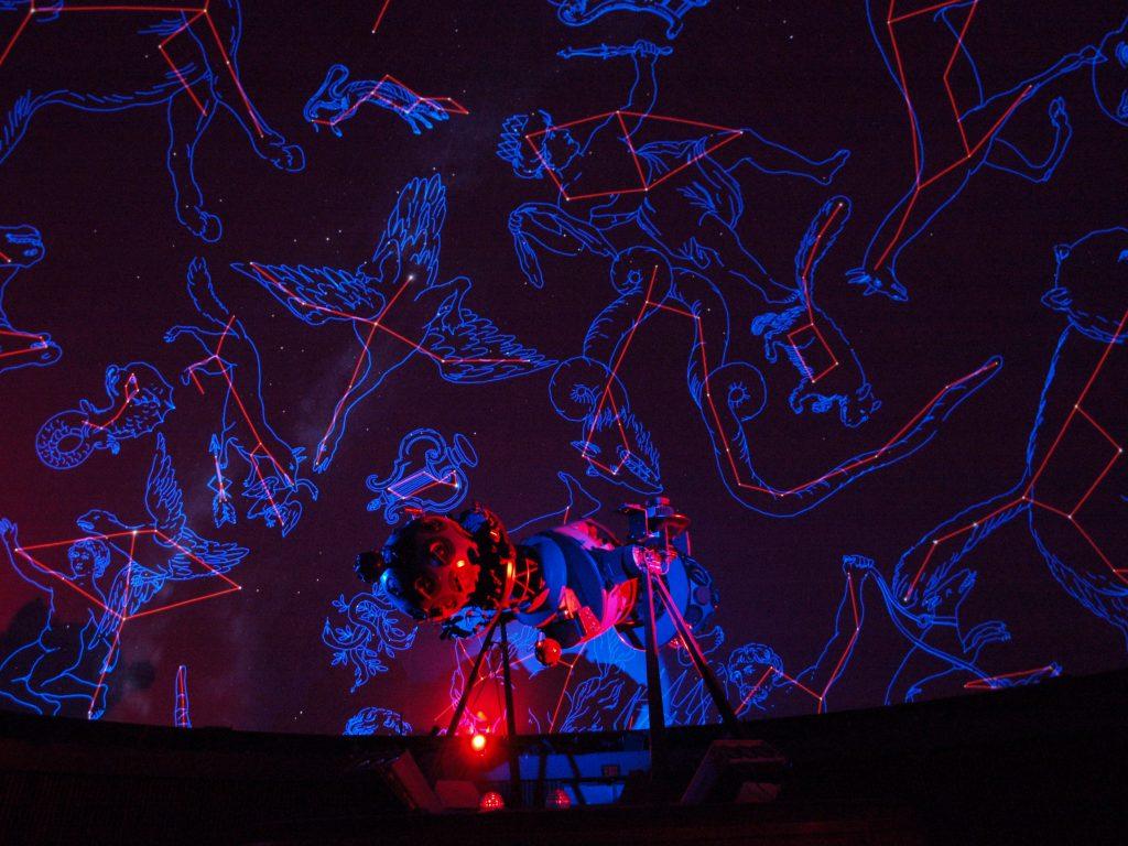 Constellations in the Planetarium
