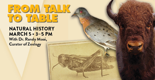 From Talk to Table: Natural History