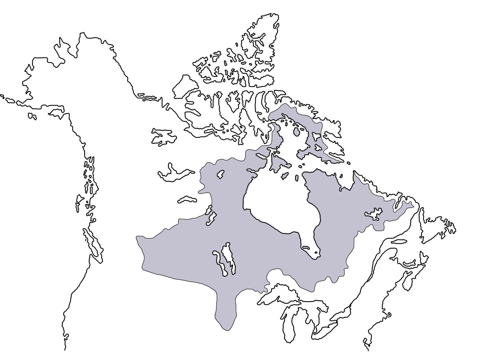 Map Of Canada During Confederation.Legacies Of Confederation The Document That Shaped Canada The