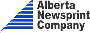alberta newsprint company