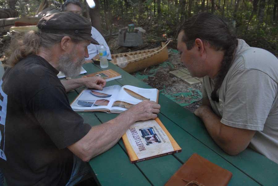 Planning the Canoe