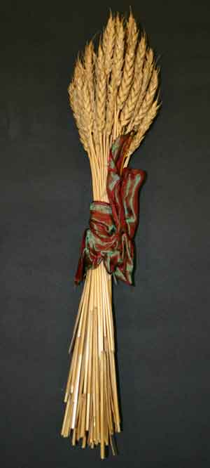 Yule straw was an important part of European winter celebrations.