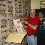 The fungal collection at the National Mycological Herbarium has not been digitized.