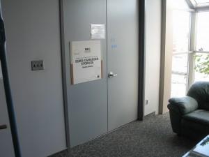 One of 3 HBC Storage Rooms