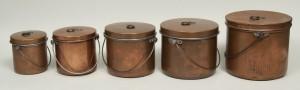 Ch.3: HBC copper kettles, TMM HBC 1314-1318.