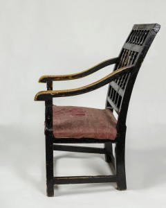 Ch.4: HBC country-made chair, TMM HBC 2427.