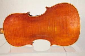 Sutherland Violin Back